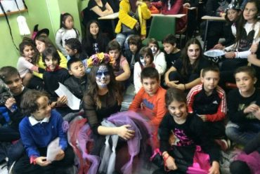 το Κέντρο Ξένων Γλώσσων Μαρίτα Τάχου και η Διαπολιτισμικότητα! Halloween 2017