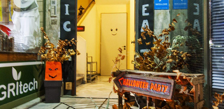 live in Culture- Halloween again