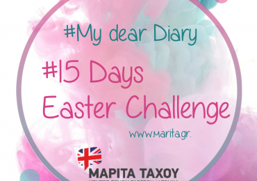 My dear Diary – Easter Challenge